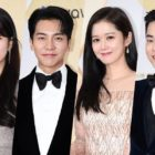 Stars Shine On 2019 SBS Drama Awards Red Carpet