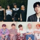 Red Velvet, Changmo, And BTS Top Gaon Weekly Charts