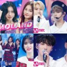 "Watch: MOMOLAND, Stray Kids, LABOUM, ATEEZ, And More Perform On ""M Countdown"" New Year's Special"
