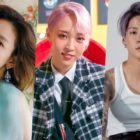 "Female Idols Who Pull Off The ""Comma"" Hairstyle In A Fashionable Way"
