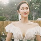 Jeon Hye Bin Shines In Newly Released Photos From Wedding In Bali