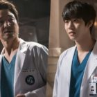 "Han Suk Kyu And Ahn Hyo Seop Face Off In ""Dr. Romantic 2"""