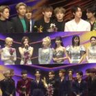 Winners Of The 34th Golden Disc Awards Day 2