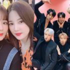 Apink's Chorong And Bomi Show Support For VICTON At Their 1st Solo Concert