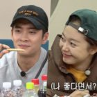 """Jun So Min Flusters Kang Tae Oh With Question About Marriage On """"Running Man"""""""
