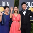 """""""Parasite"""" Becomes 1st Korean Film To Win At Golden Globes"""