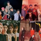SuperM, BTS, Red Velvet, EXO, And More Rank High On Billboard's World Albums Chart