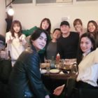 """""""Roommate"""" Cast Reunites For New Year's Party"""