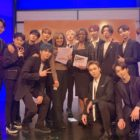 """Watch: SEVENTEEN Makes 1st Appearance On """"Good Day New York"""" + Performs """"Lilili Yabbay"""""""