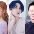 Yoo In Na, Super Junior's Kim Heechul, And Shin Dong Yup To Host Romance Talk Show About International Relationships