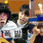 """Watch: Shin Sung Rok Excels At Rookie Challenges On """"Master In The House"""" + Members Try Cheerleading"""