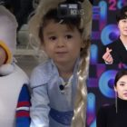 """The Return Of Superman"" Kids Meet Jung Il Woo, Son Dambi, And More Celebrities At The 2019 KBS Entertainment Awards"
