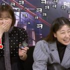 """Watch: Seo Hyun Jin And Ra Mi Ran Reveal What They Learned About Each Other While Filming """"Black Dog"""""""