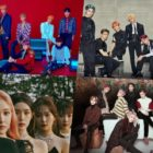 BTS, SuperM, Red Velvet, ATEEZ, And More Rank High On Billboard's World Albums Chart