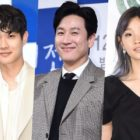 "Update: ""Parasite"" Actors Choi Woo Shik, Lee Sun Gyun, And Park So Dam To Attend 26th Screen Actors Guild Awards"