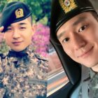 BIGBANG's Taeyang Celebrates Go Kyung Pyo's Discharge From Military