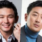 Hwang Jung Min And Ha Jung Woo In Talks To Make Drama Comeback After Several Years