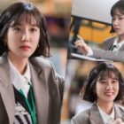 "Park Eun Bin Shares Thoughts On Her Straightforward Character In ""Stove League"""