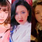 January Girl Group Member Brand Reputation Rankings Announced