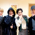 NCT's Taeil, Haechan, And Johnny Cheer On EXO's Suho At Musical