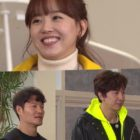 Kim Jong Kook And Lee Kwang Soo Try To Win Kang Han Na Over By Acting Cutesy
