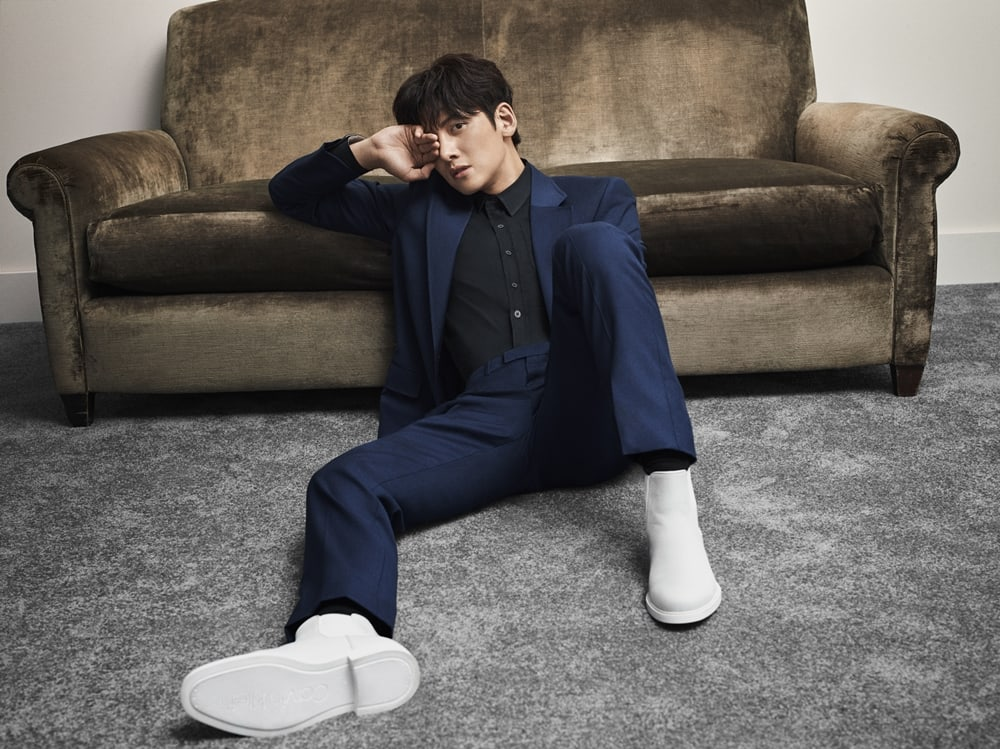 Ji Chang Wook Is 1st Korean Actor To Be Announced As Global Model For CK  Calvin Klein   Soompi