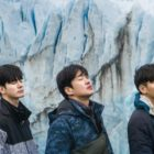 "Kang Ha Neul, Ong Seong Wu, And Ahn Jae Hong Bring Out The Beauty Of Travel In ""Traveler"" Posters"
