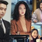 2PM's Chansung, Choi Yeo Jin, Lee Jung Eun, And More Get Into Character For Sci-Fi Drama