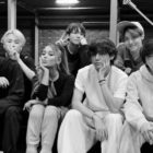 Ariana Grande Shares Photo With BTS Members