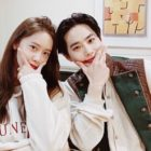 Girls' Generation's YoonA Cheers On EXO's Suho At His Musical
