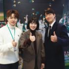 "Namgoong Min, Park Eun Bin, Jo Byeong Gyu, And More Say Goodbye To ""Stove League"""