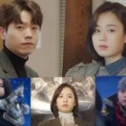"Jeon Sung Woo And Ahn Eun Jin Test Out Their Video Game Relationship In Real Life In ""War Of Prosecutors"""