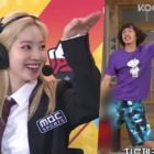 """TWICE's Dahyun Sends With Hilariously Unexpected Mention Of Lee Kwang Soo During """"2020 Idol Star Athletics Championships"""""""