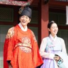 """""""Queen: Love And War"""" Cast Shares Lunar New Year Greetings And Behind-The-Scenes Photos"""