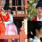 """Kim Min Kyu And Jin Se Yeon Share A Tearful First Kiss In """"Queen: Love And War"""""""