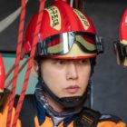 """Watch: Park Hae Jin Impresses With Transformation Into Rescue Squad Member For Upcoming Drama """"Forest"""""""