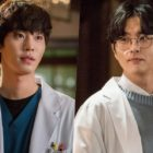 "Ahn Hyo Seop And Shin Dong Wook Shine As Handsome Doctors In ""Dr. Romantic 2"""