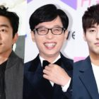 Gong Yoo, Yoo Jae Suk, Kang Ha Neul, And More Top Lunar New Year Survey About Stars You'd Want At Your Family Gathering
