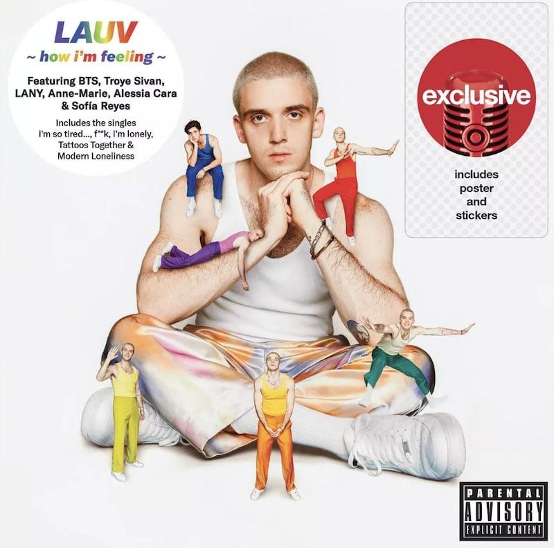 Lauv-How I'm Feeling