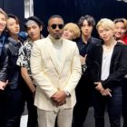 BTS Talks About Performing With Nas And Lil Nas X + Hopes For Their Own Stage At Next Year's Grammy Awards