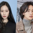 Update: f(x)'s Krystal And Jang Dong Yoon Confirmed For Military Drama