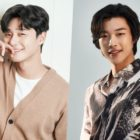 "Park Seo Joon Thanks Woo Do Hwan For His Gift On The Set Of ""Itaewon Class"""