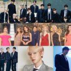 "SEVENTEEN, TWICE, MONSTA X, EXO's Baekhyun, And GOT7's Jus2 Confirmed For ""Music Bank In Dubai"""