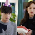 """Kim Bo Ra And Lee Tae Hwan Share An Affectionate Birthday Moment In """"Touch"""""""