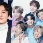 Actor Kim Nam Gil Explains How He Became A BTS Fan