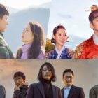 """Crash Landing On You"" + ""Queen: Love And War"" Achieve Their Highest Ratings Yet; ""Tell Me What You Saw"" Enjoys Significant Jump For 2nd Episode"