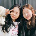 """Park So Dam Shows Support For Former """"Cinderella And Four Knights"""" Co-Star Apink's Son Naeun"""
