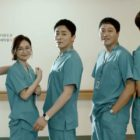 "Watch: ""Hospital Playlist"" Starring Jo Jung Suk, Yoo Yeon Seok, Jung Kyung Ho, And More Drops 1st Teaser"