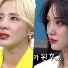 Sandara Park And HINAPIA's Minkyeung Tearfully Open Up About Struggles After Disbandment Of 2NE1 And PRISTIN