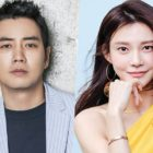 Update: Joo Sang Wook Signs On With Wife Cha Ye Ryun's Agency
